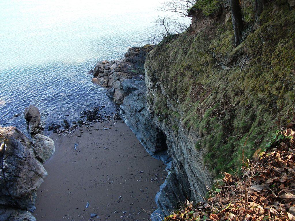 Mount Edgcumbe beach